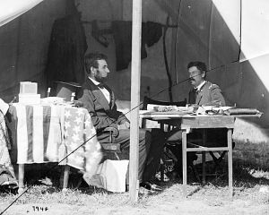 "Ok, so his general McClellan didn't like him. History remembers ""slows"" McClellan an egotistical whiner."